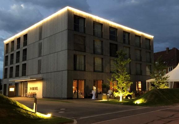 2ND HOME HOTEL Nördlingen Aussenansicht