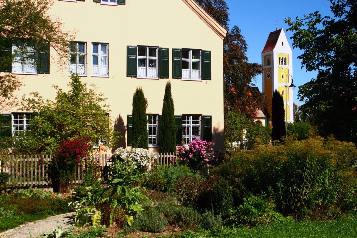 Kräuterhof (Akademie Rückenwind)
