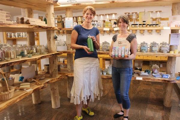 Alge unverpackt Weilheim Inhaber-Team