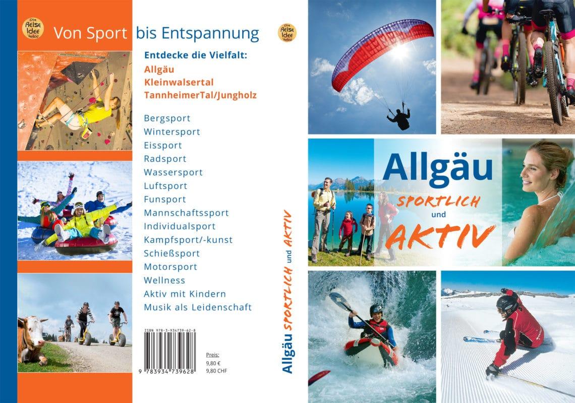 Allgäu sportlich und aktiv Umschlag