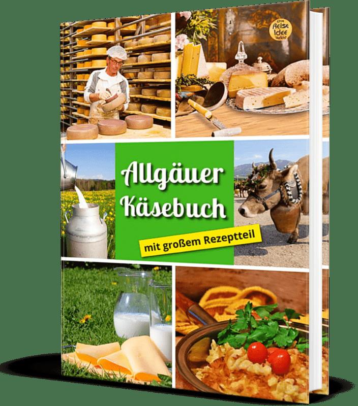Allgäuer Käsebuch Cover 3D
