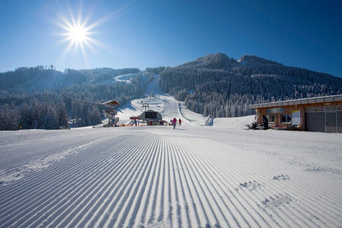 Alpspitze Nesselwang Piste