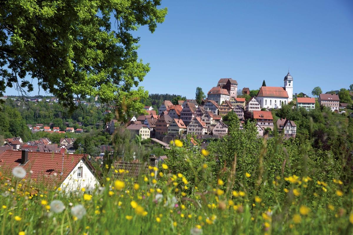 Altensteig im Schwarzwald