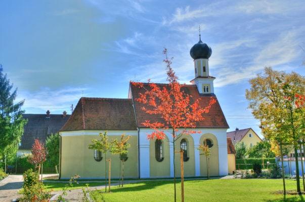 Antoniuskapelle (Asbach-Bäumenheim)