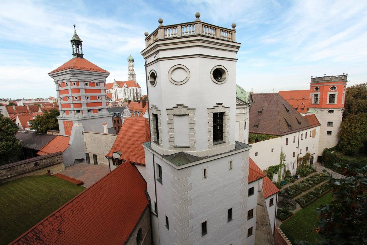 Wassertürme am roten Tor (Augsburg)