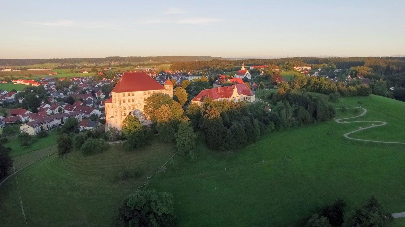 Bad Grönenbach Hohes Schloss