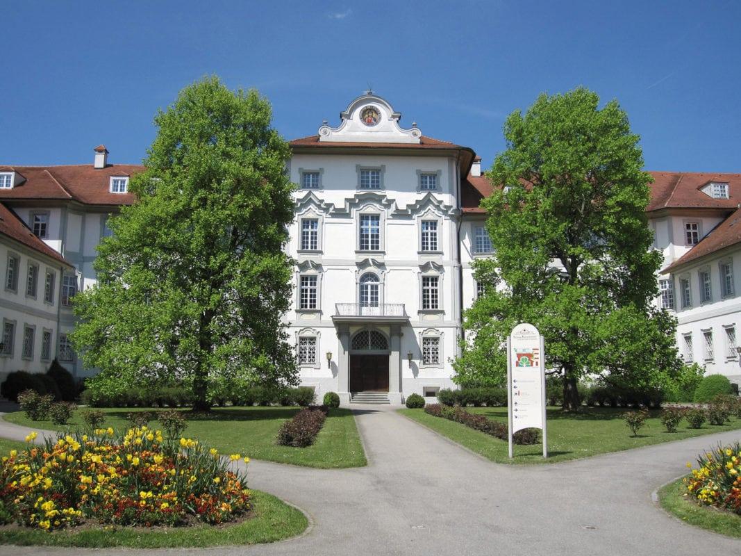 Bad Wurzach Schloss Aussenansicht