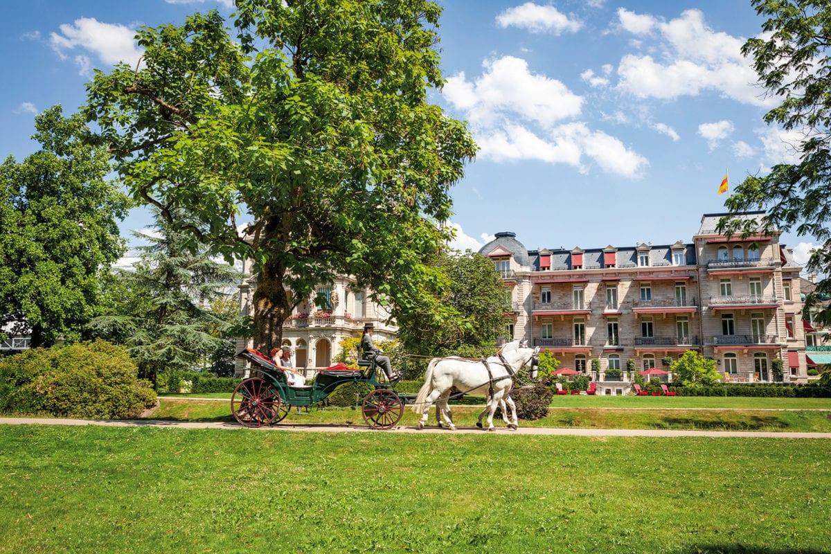 Baden-Baden Kutschfahrt