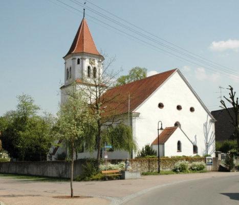 Nikolaikirche (Bächingen)