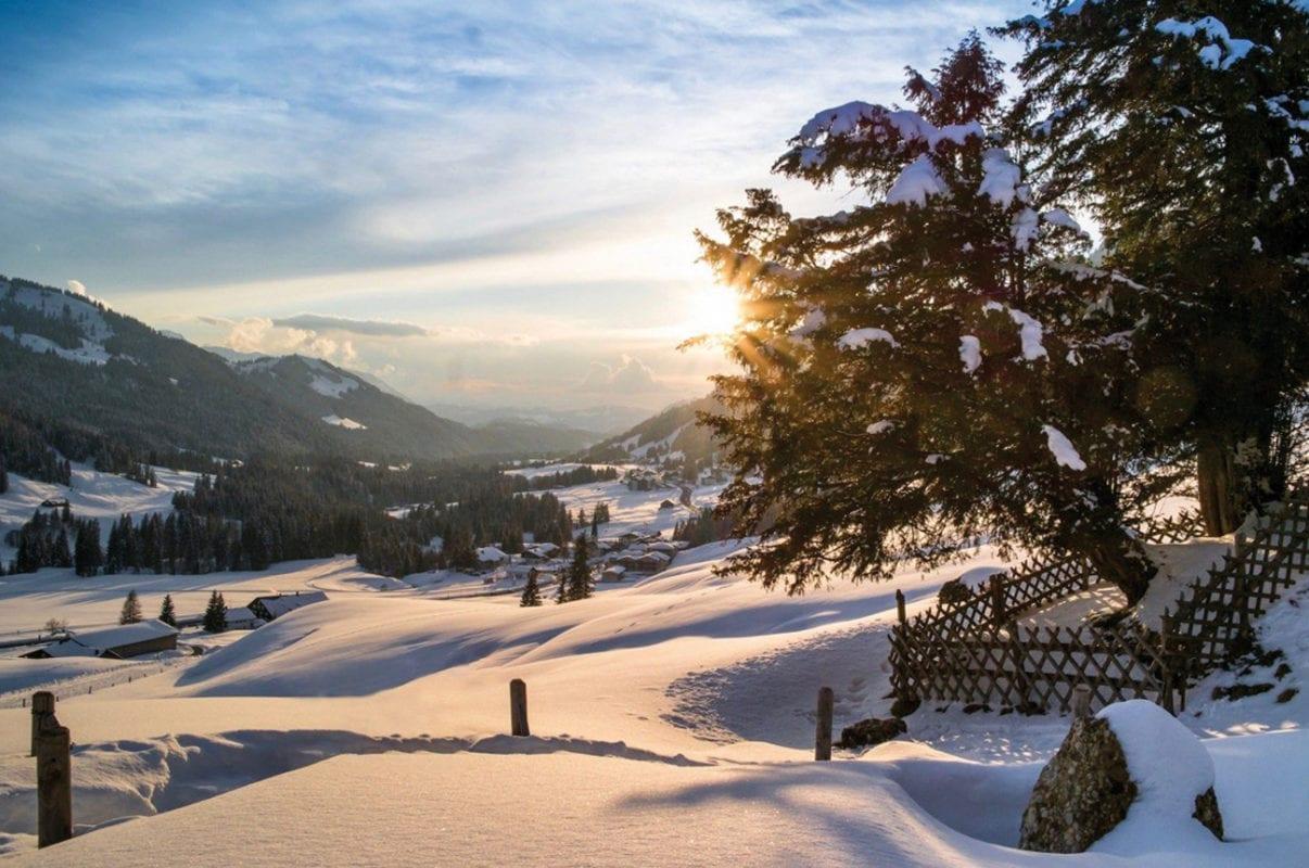 Balderschwang Winter