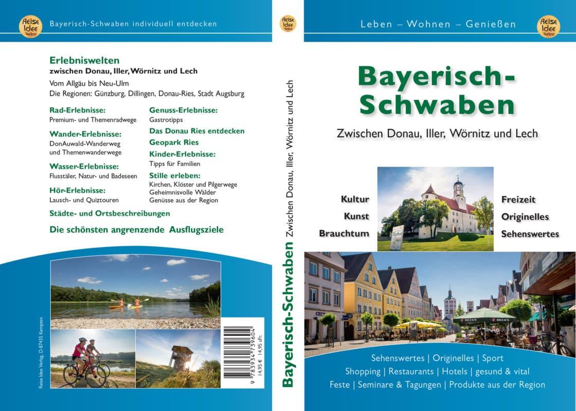 Bayerisch-Schwaben Umschlag
