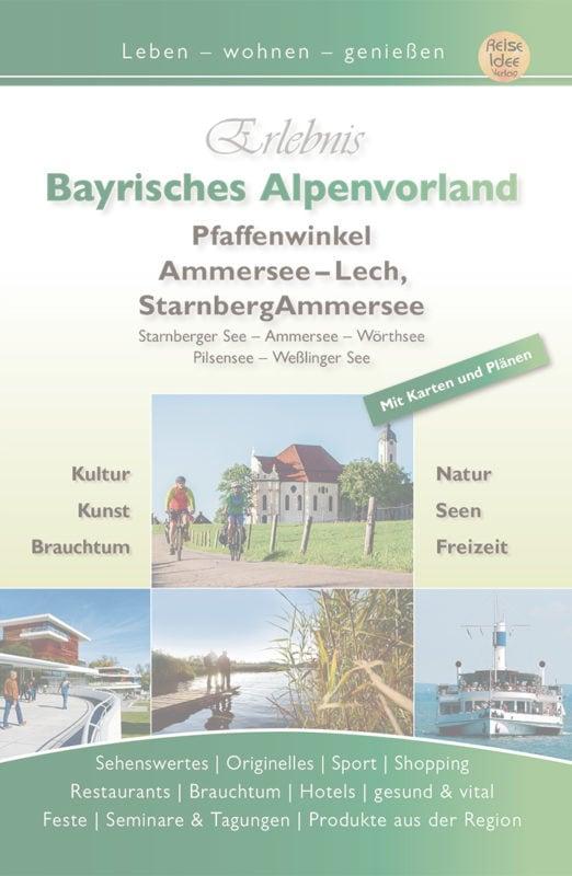 Bayrisches Voralpenland Titel Vorschau