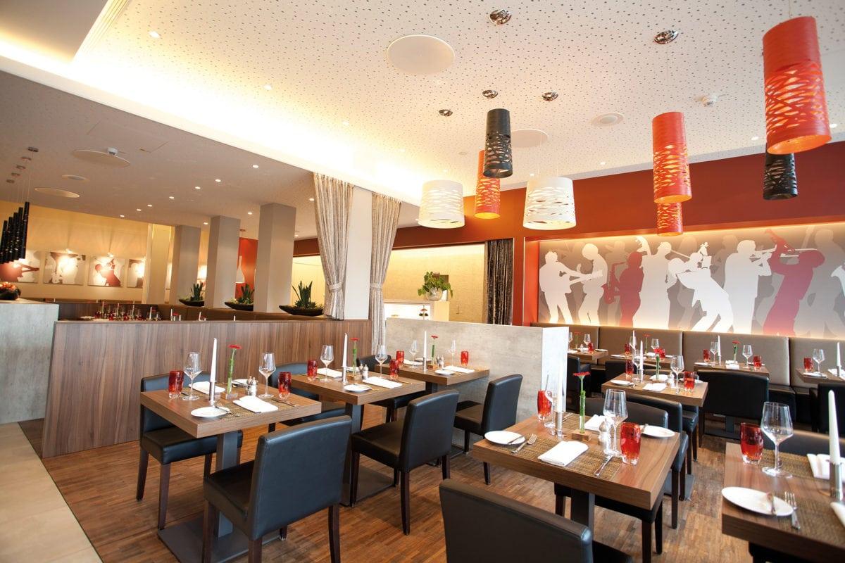 bigBOX ALLGÄU Hotel Kempten Restaurant Musics