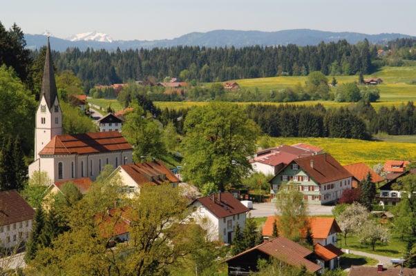 Blick auf Röthenbach