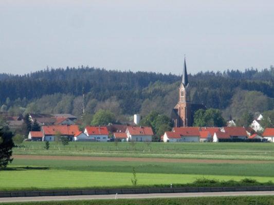 Blick auf Westerheim
