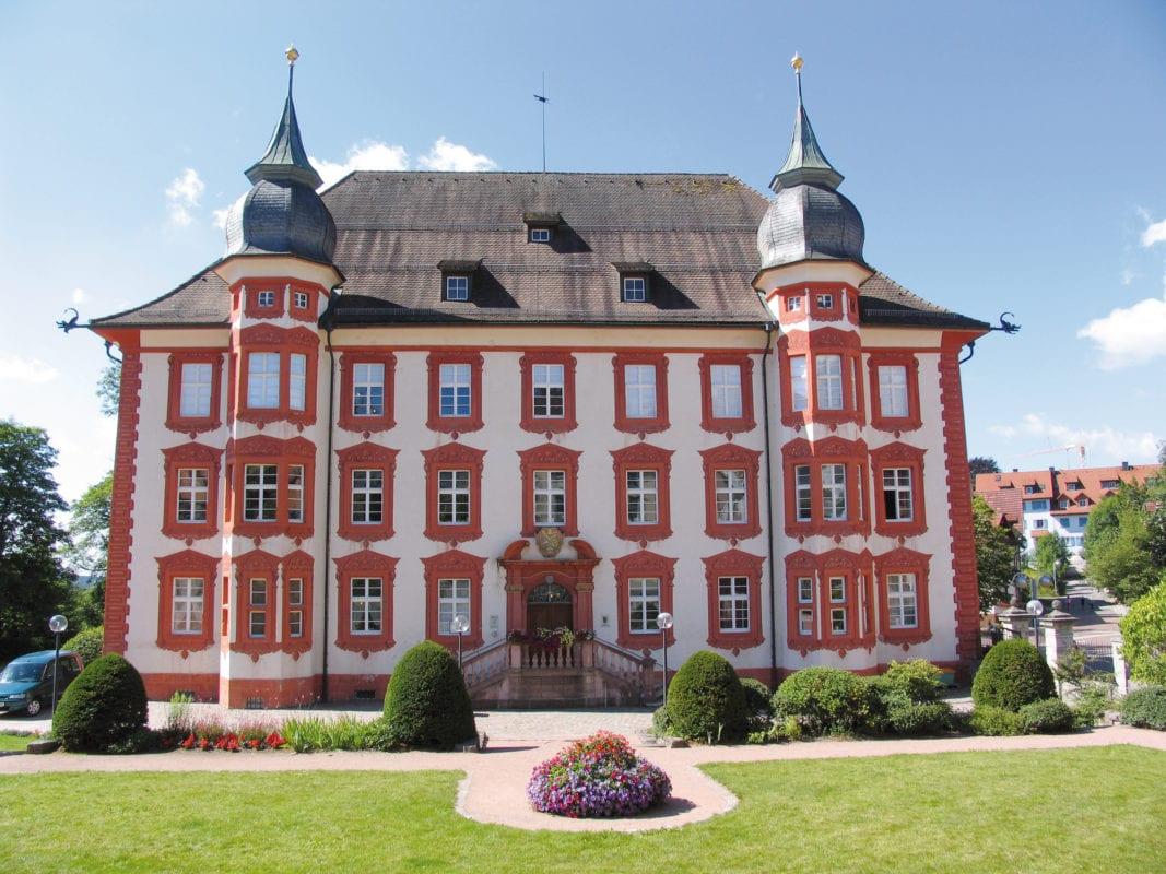 Bonndorf Schloss