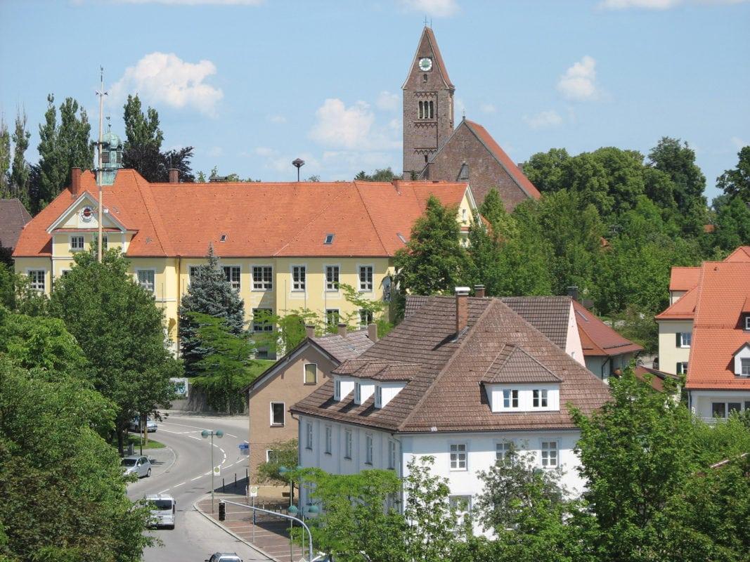 Buchloe (Stadtansicht)