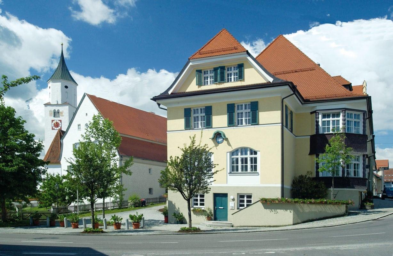 Dietmannsried Ortszentrum