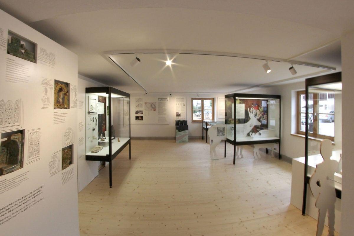 Eisenberg Burgenmuseum