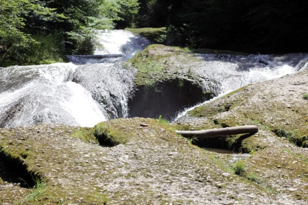 Eistobel Grünenbach Maierhöfen Wasserwege