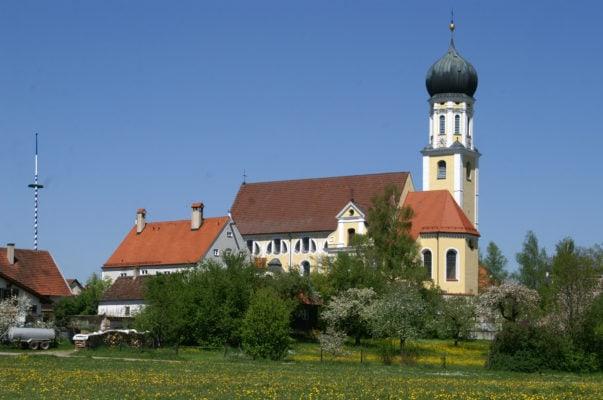 Pfarrkirche St. Ulrich (Eresing)
