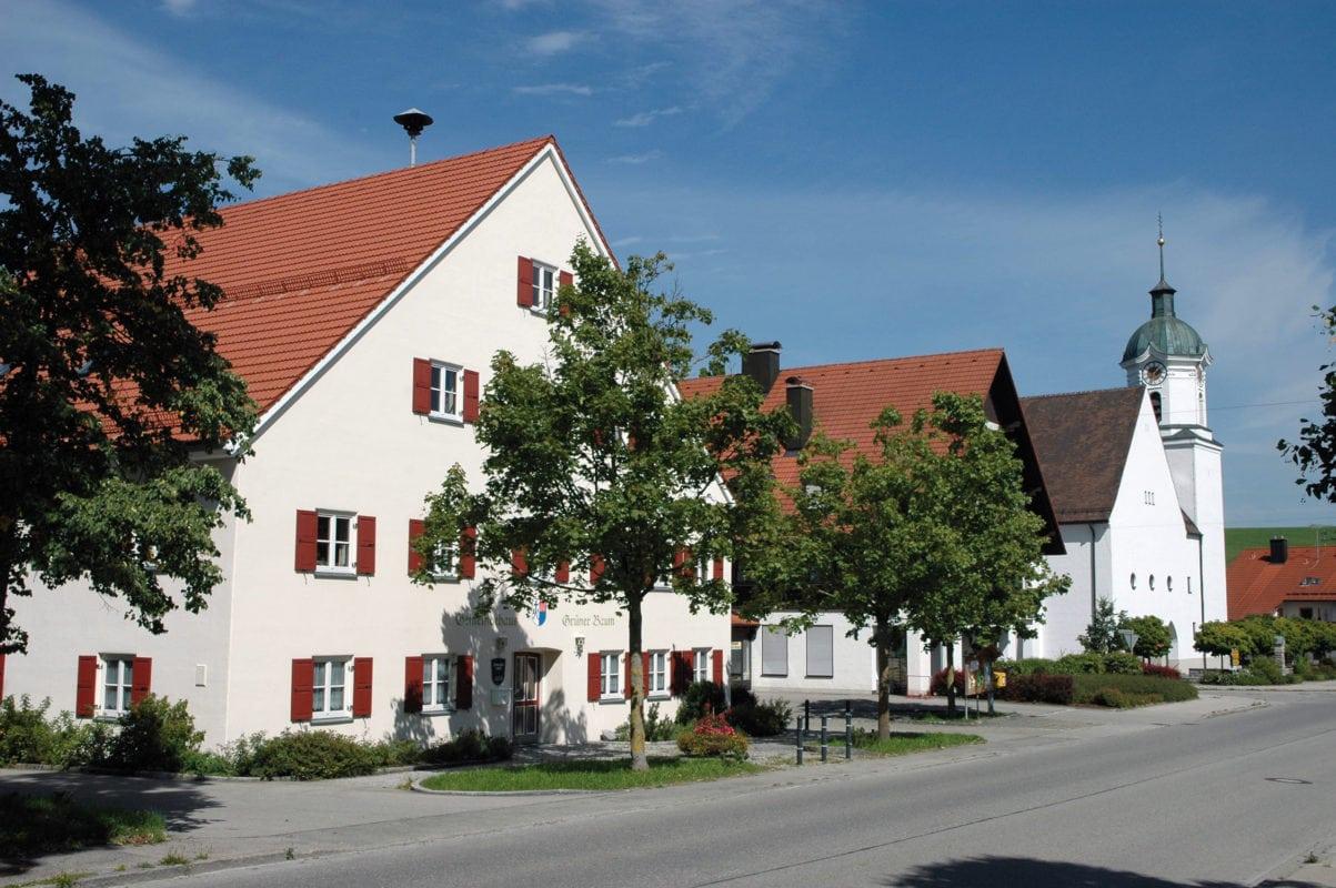 Friesenried Ortszentrum