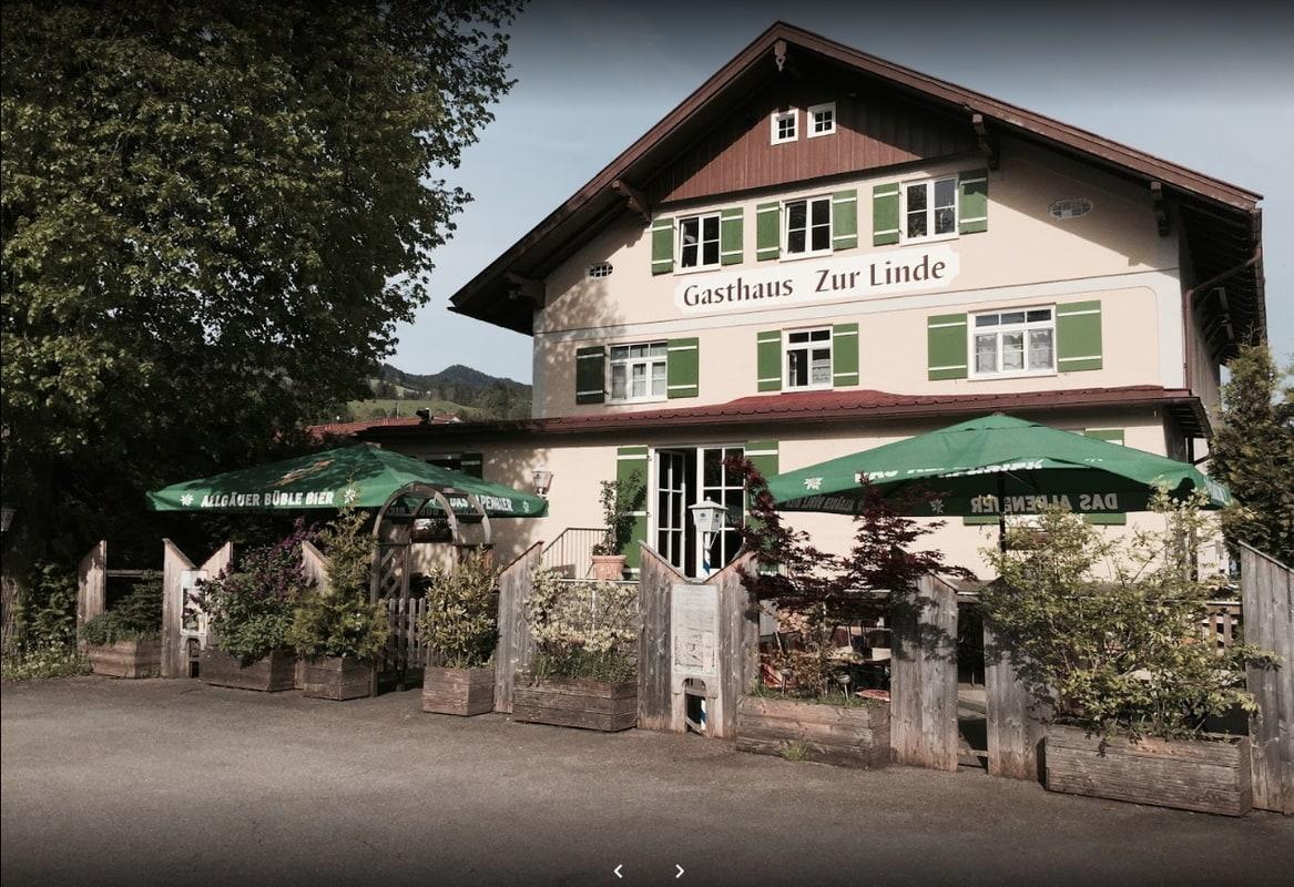 Gasthaus zur Linde Sonthofen