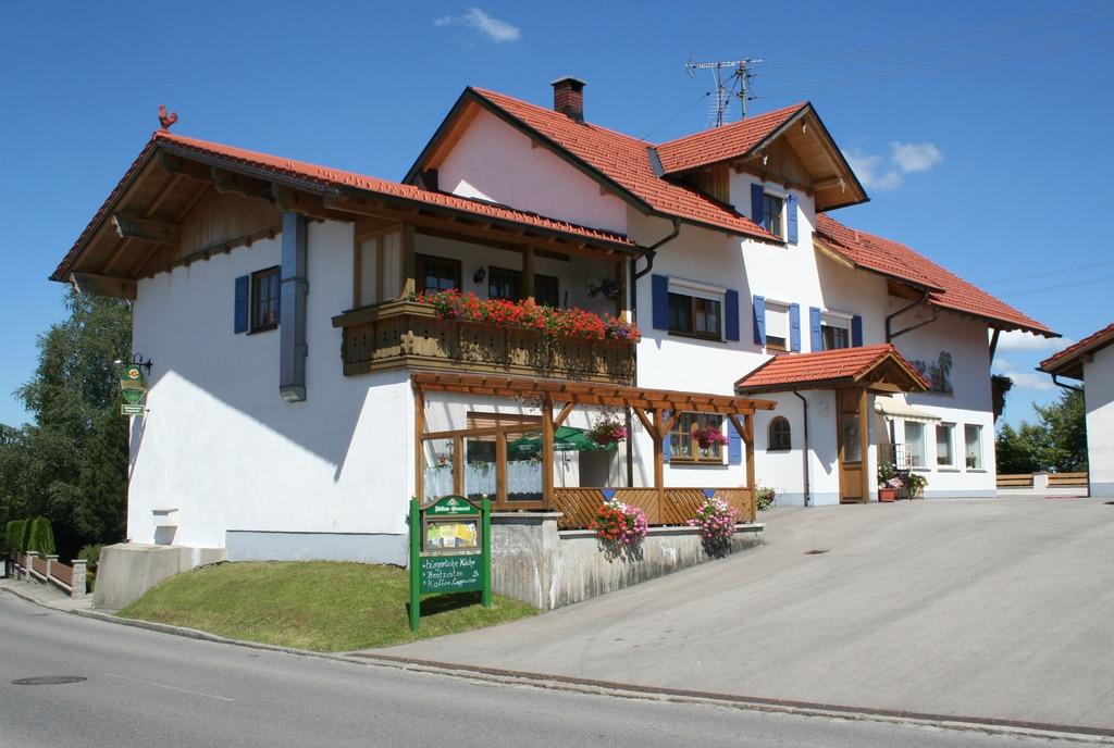Gasthaus zur Sonne Ruderatshofen