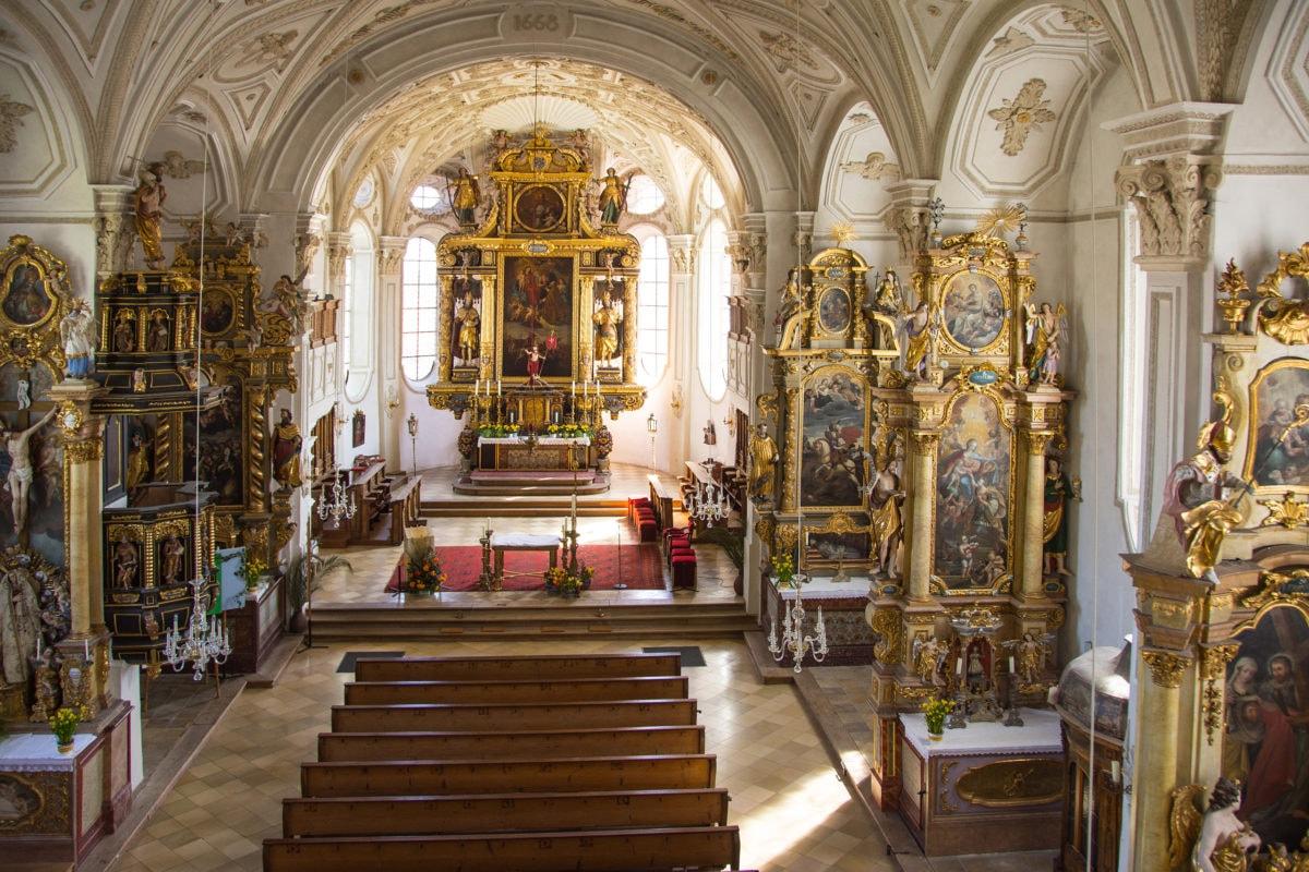 Pfarrkirche St. Ulrich (Habach)
