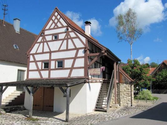 Alte Schmiede (Haunsheim)