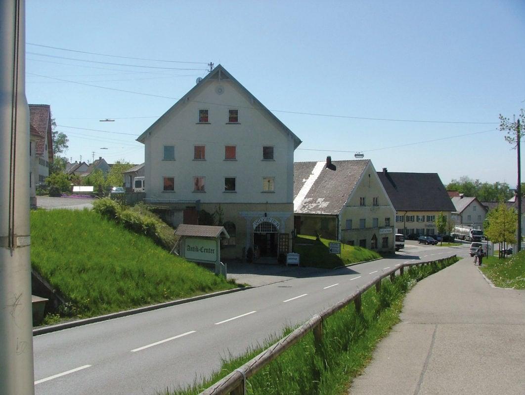 Heimertingen Ulmer Strasse
