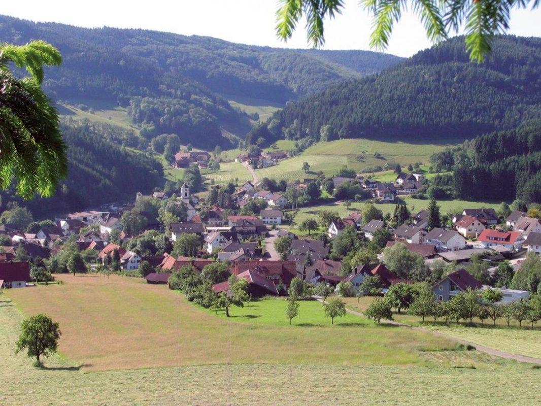 Hofstetten Panoramabild