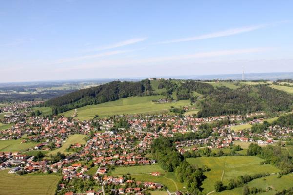 Hohenpeißenberg (Luftaufnahme)