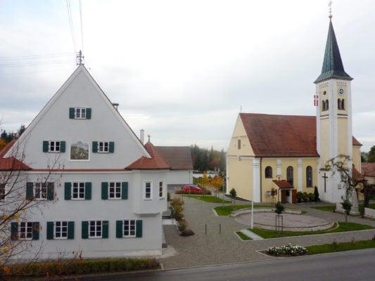 Weisingen (Holzheim, Landkreis Dillingen)