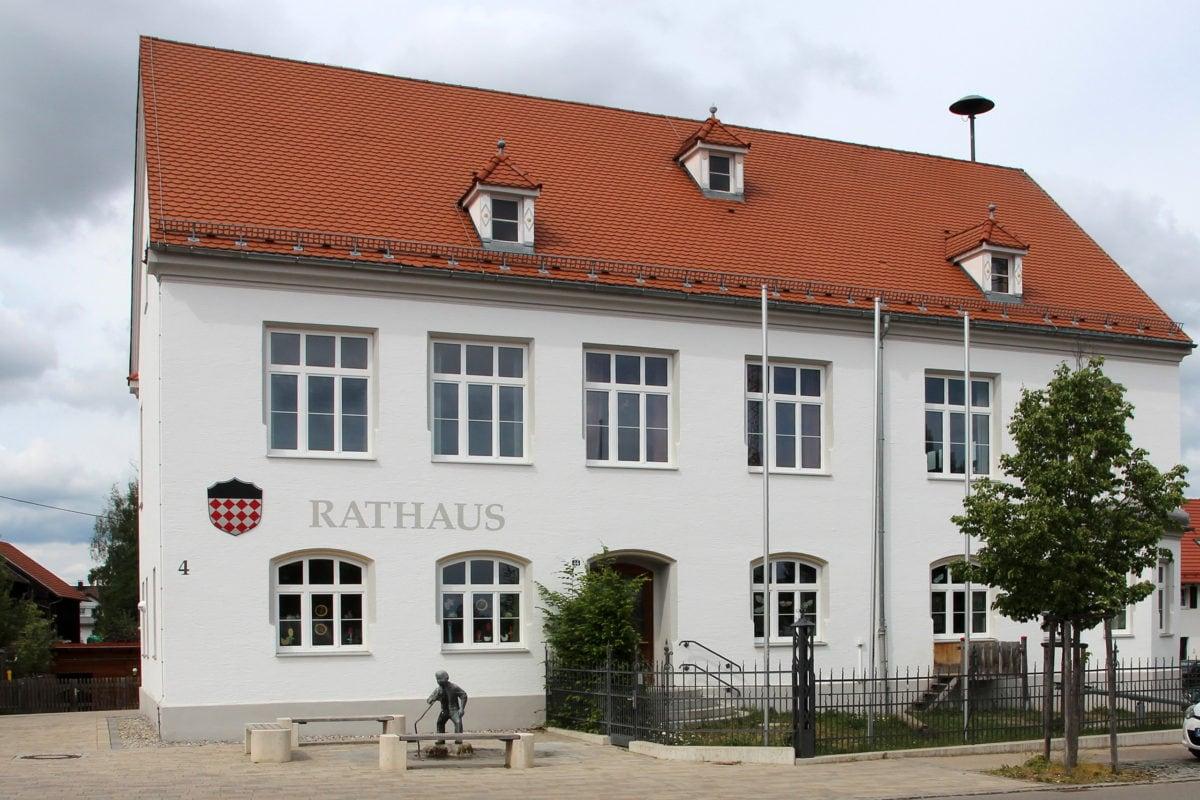 Hurlach (Rathaus)
