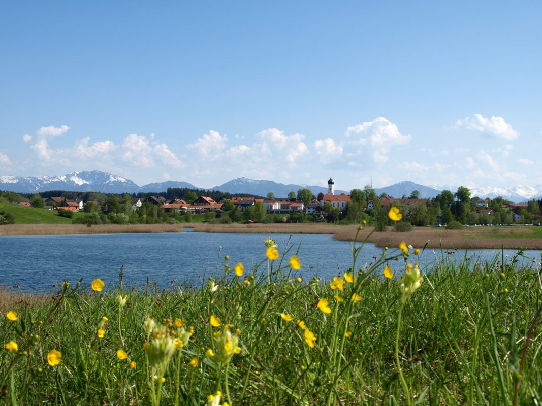 Iffeldorf (Dorfansicht)