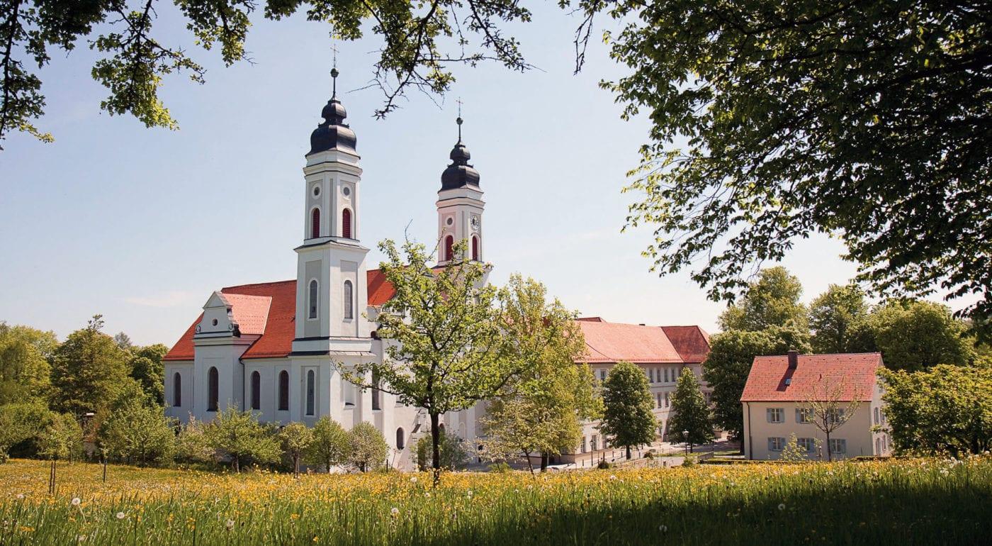 Irsee Klosteranlage
