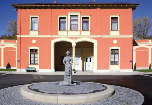 Kaiserin Elisabeth Museum Außenansicht