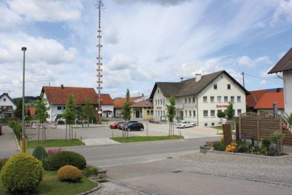Kammlach Ortszentrum