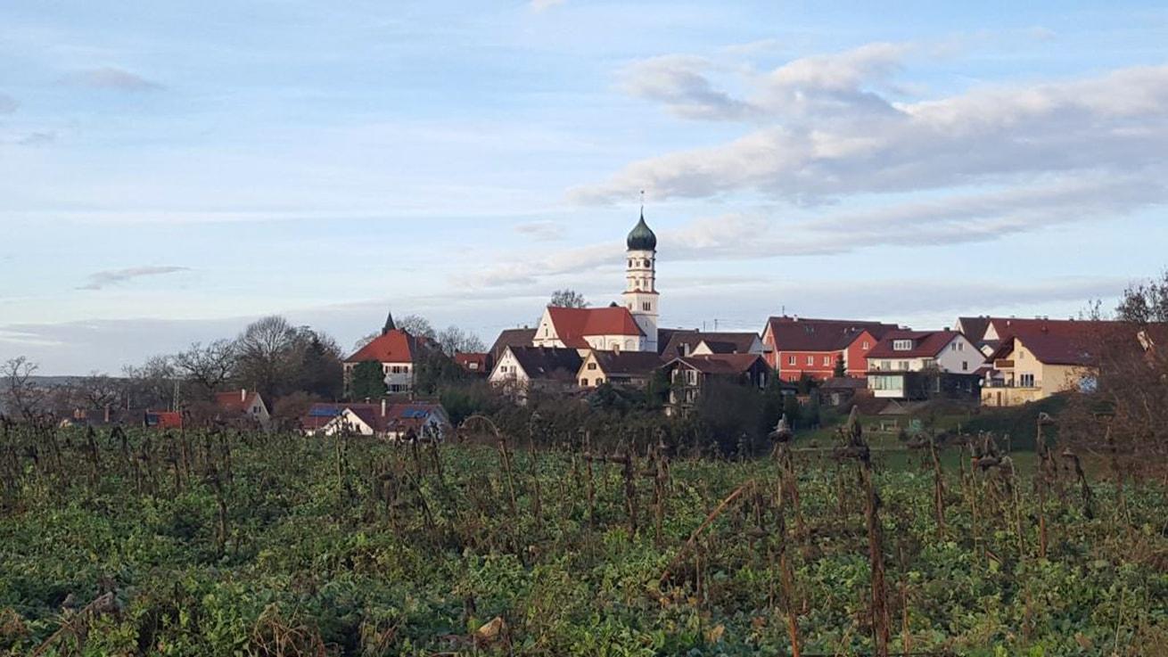Kellmünz (Ortsansicht)