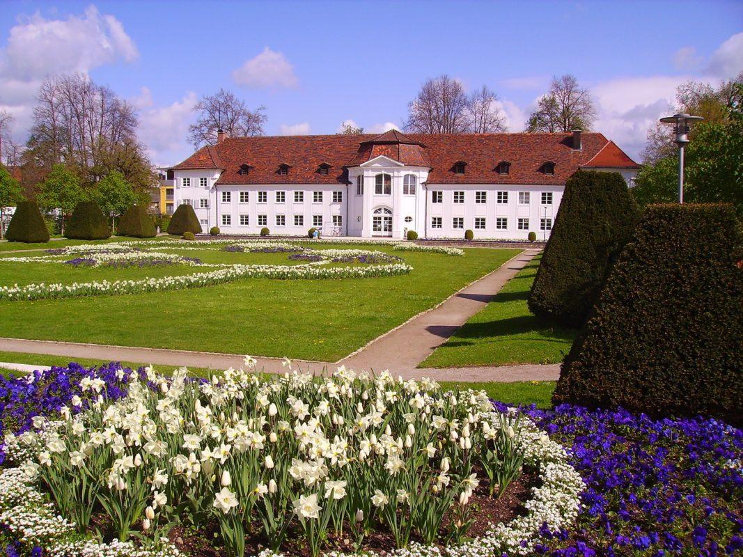 Kempten Hofgarten Orangerie