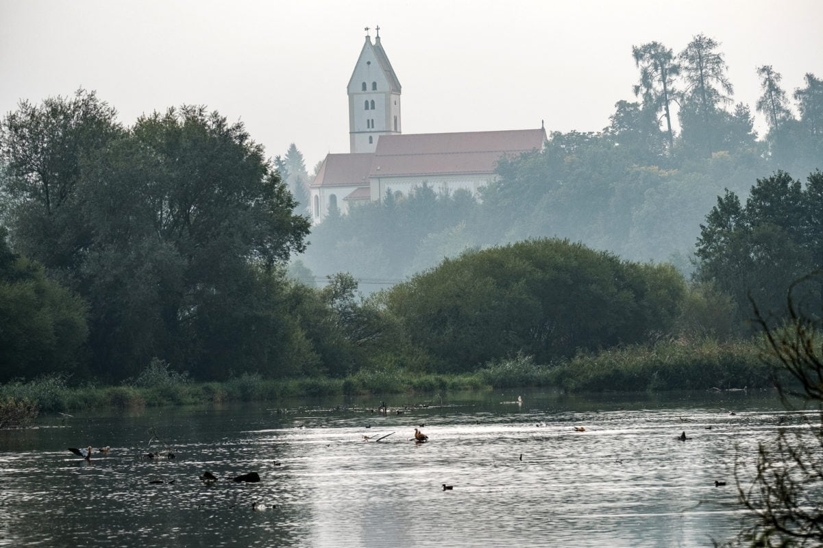 Kettershausen Pfarrkirche Sankt Michael