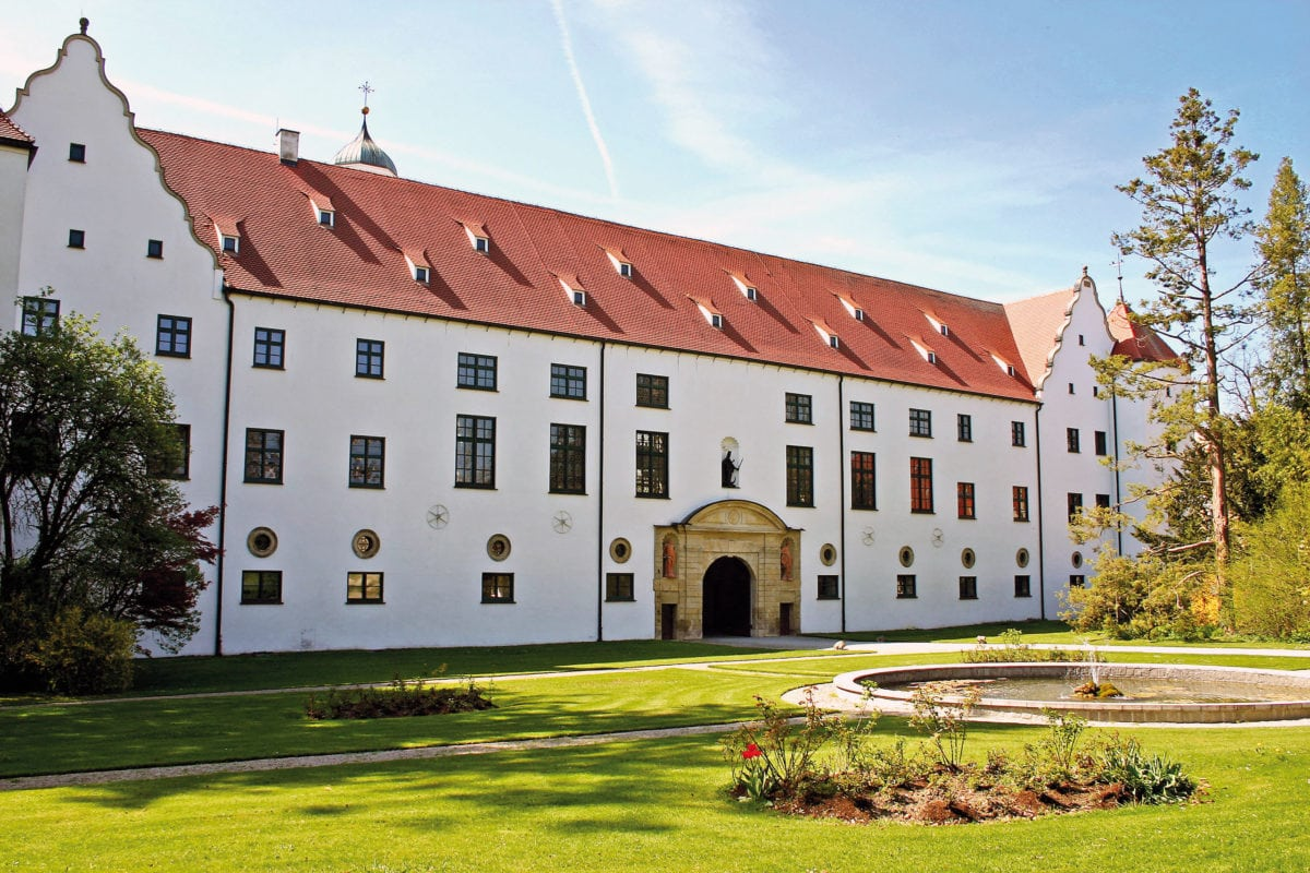 Kirchheim in Schwaben Fuggerschloss