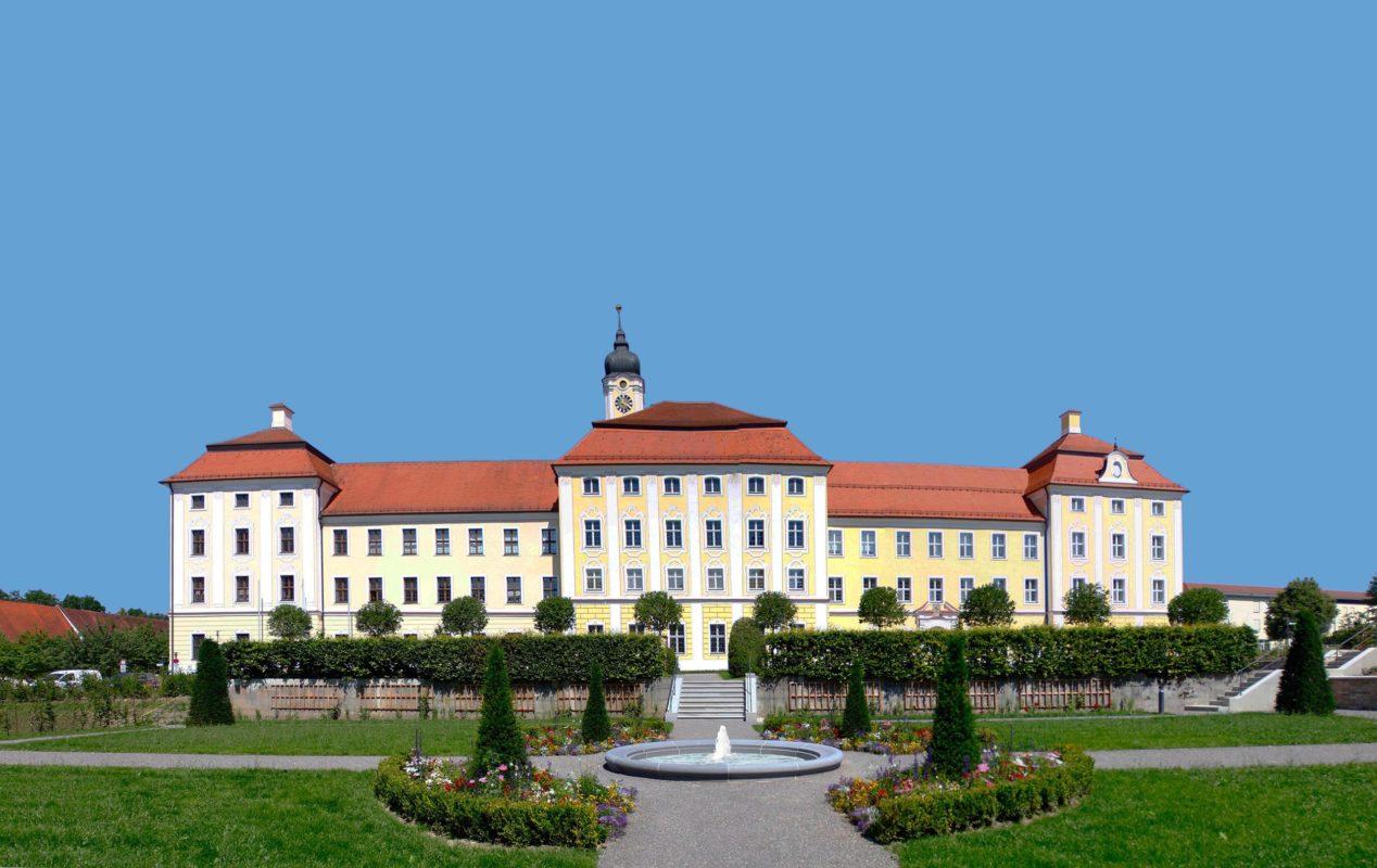Kloster Roggenburg (Klostergarten)
