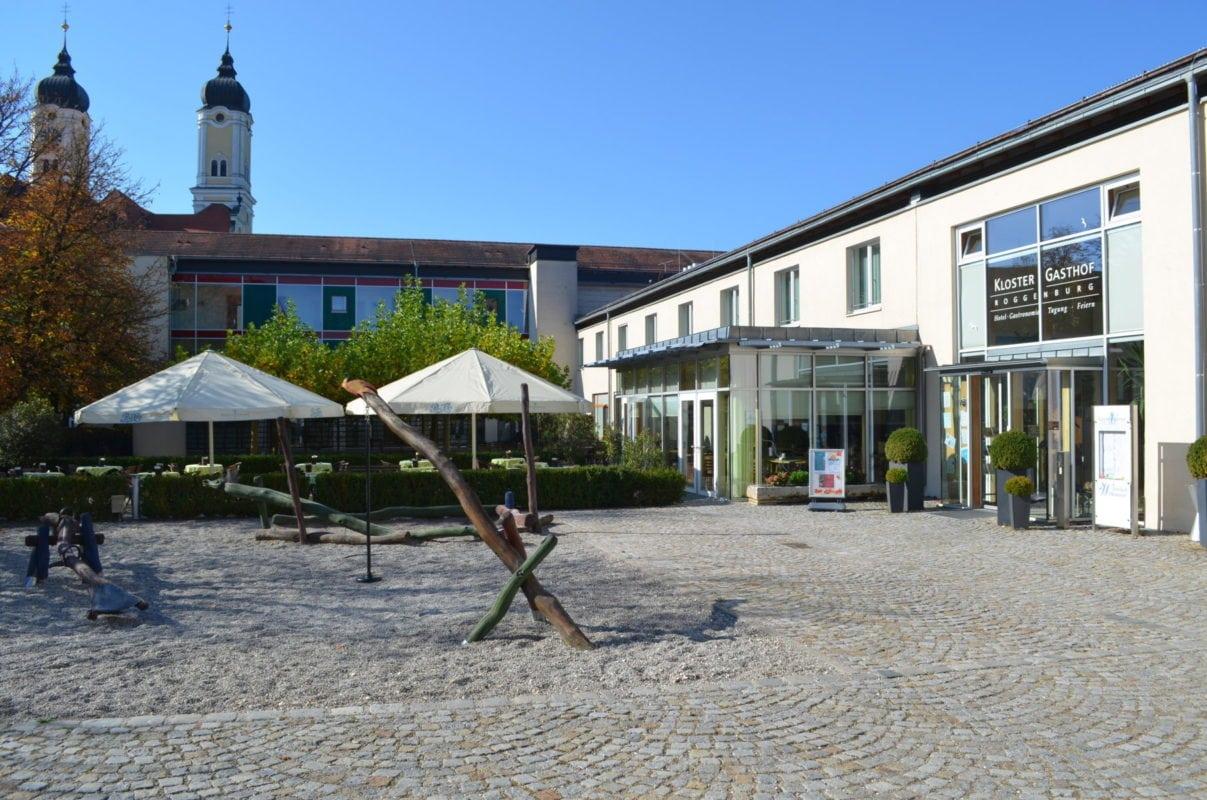 Kloster Roggenburg (Klostergasthof)