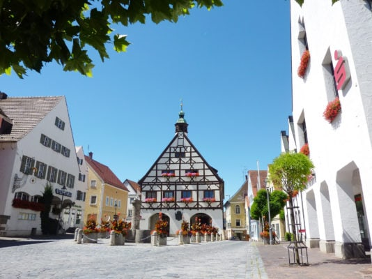 Altes Rathaus (Krumbach)