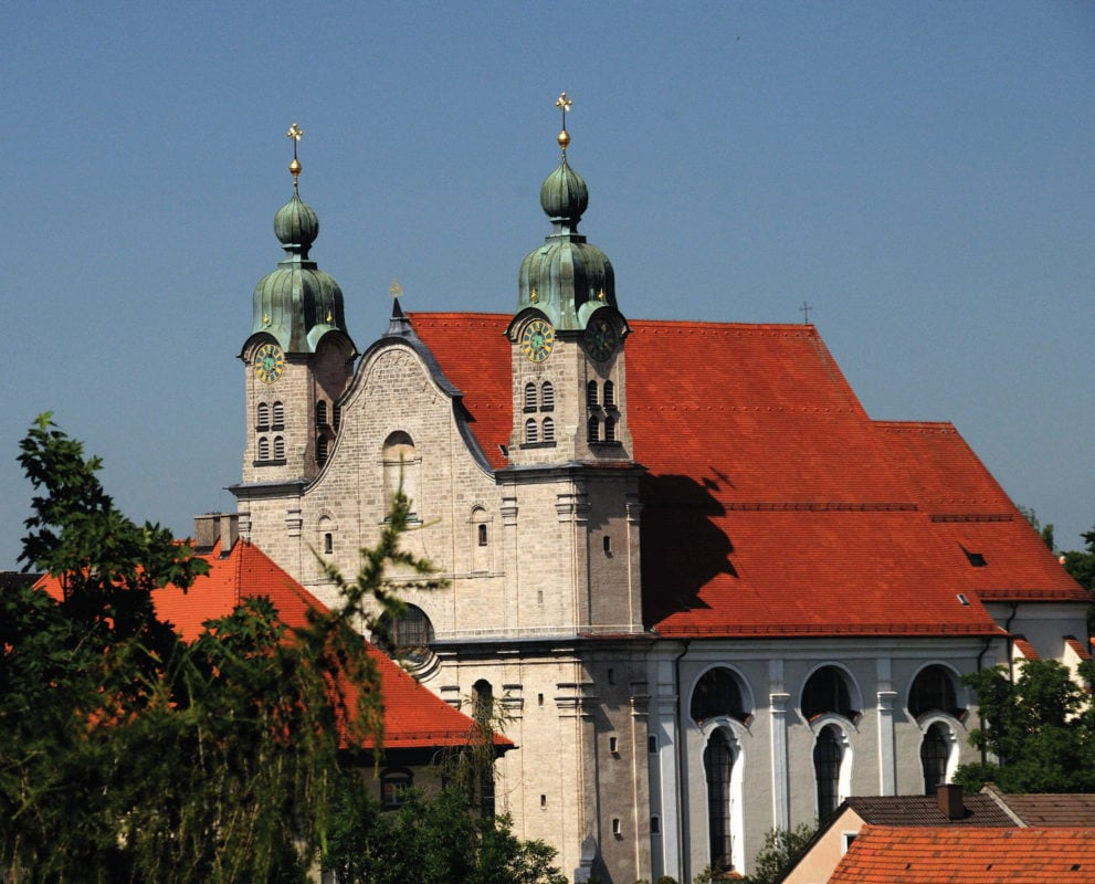 Landsberg (Kirche Heilig-Kreuz)