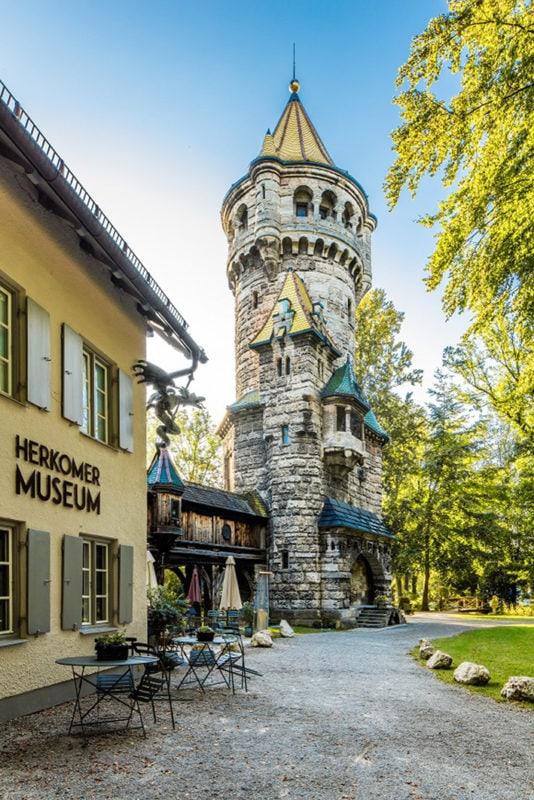 Landsberg (Mutterturm und Museum)
