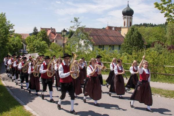 Lautrach Tradition