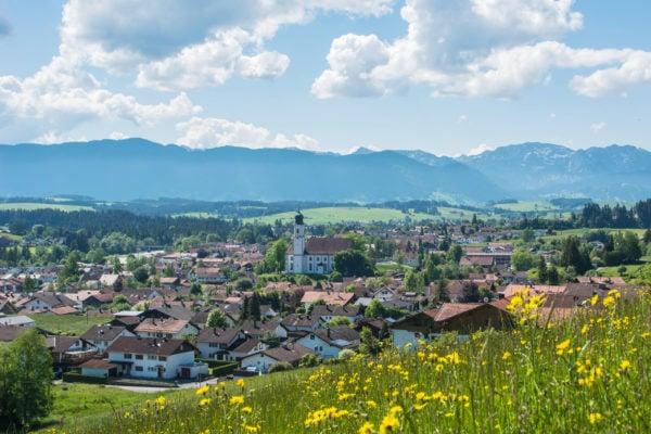 Lechbruck (Ortsansicht)